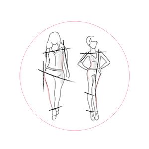 Abbigliamento femminile: morfologia