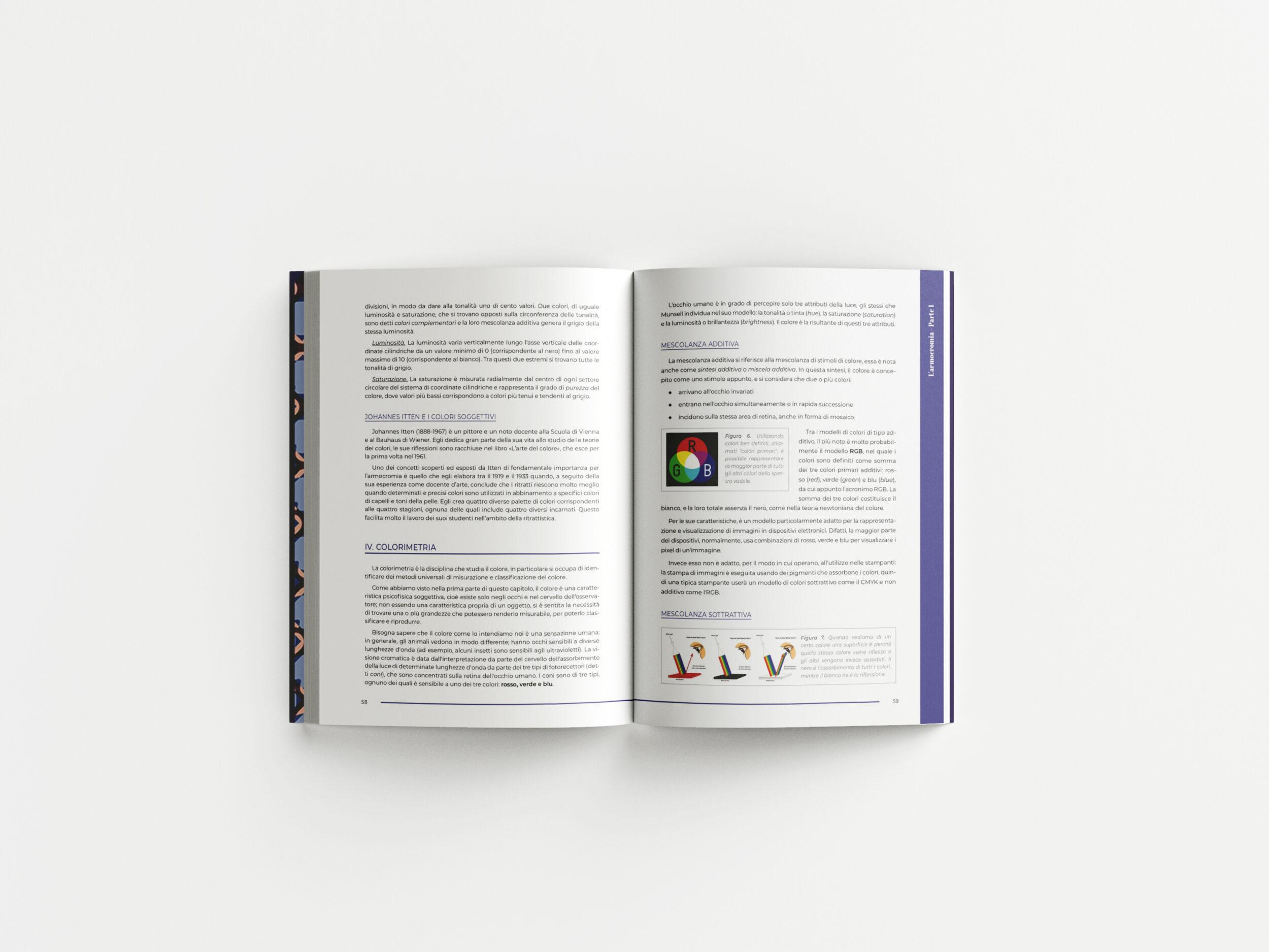 estratti del libro di formazione ESR Italia